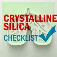 Crystalline silica checklist image