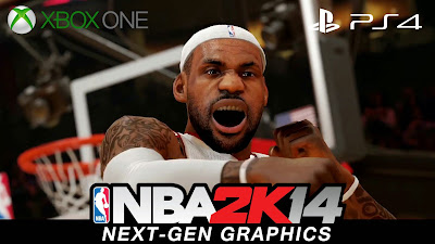 NBA 2K14 Next-Gen Graphics Preview (PS4 & Xbox One)