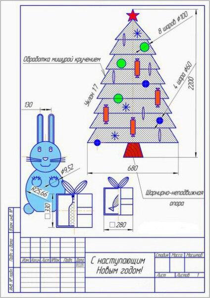 Новогоднее поздравление инженеру