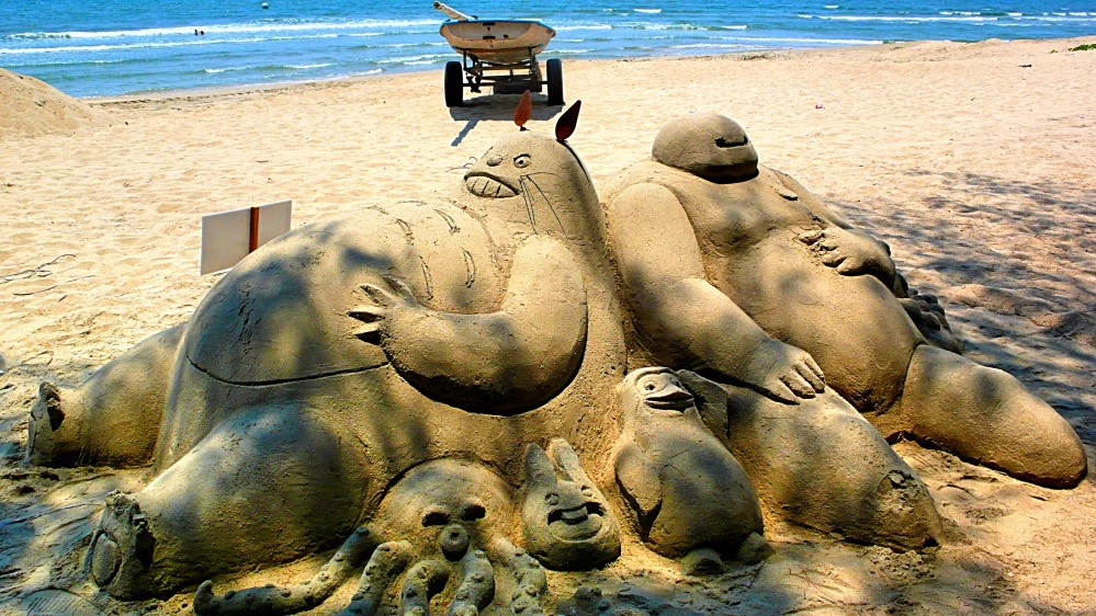 Sand Fantasy Festival Ban Krut