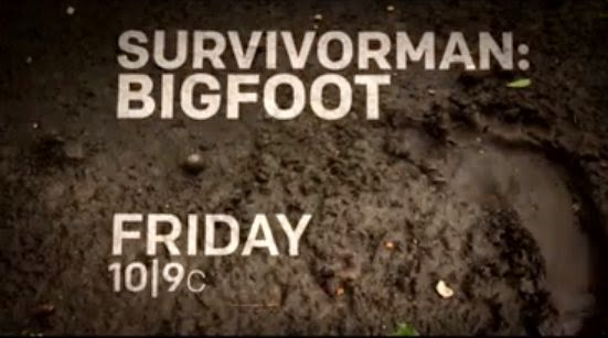 Survivorman Bigfoot Les Stroud