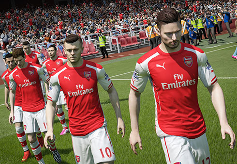 Download FIFA 15 For PC Demo Full Crack Version