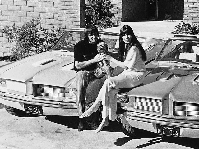 Cars Popular In Tv And Movies George Barris Created Cars