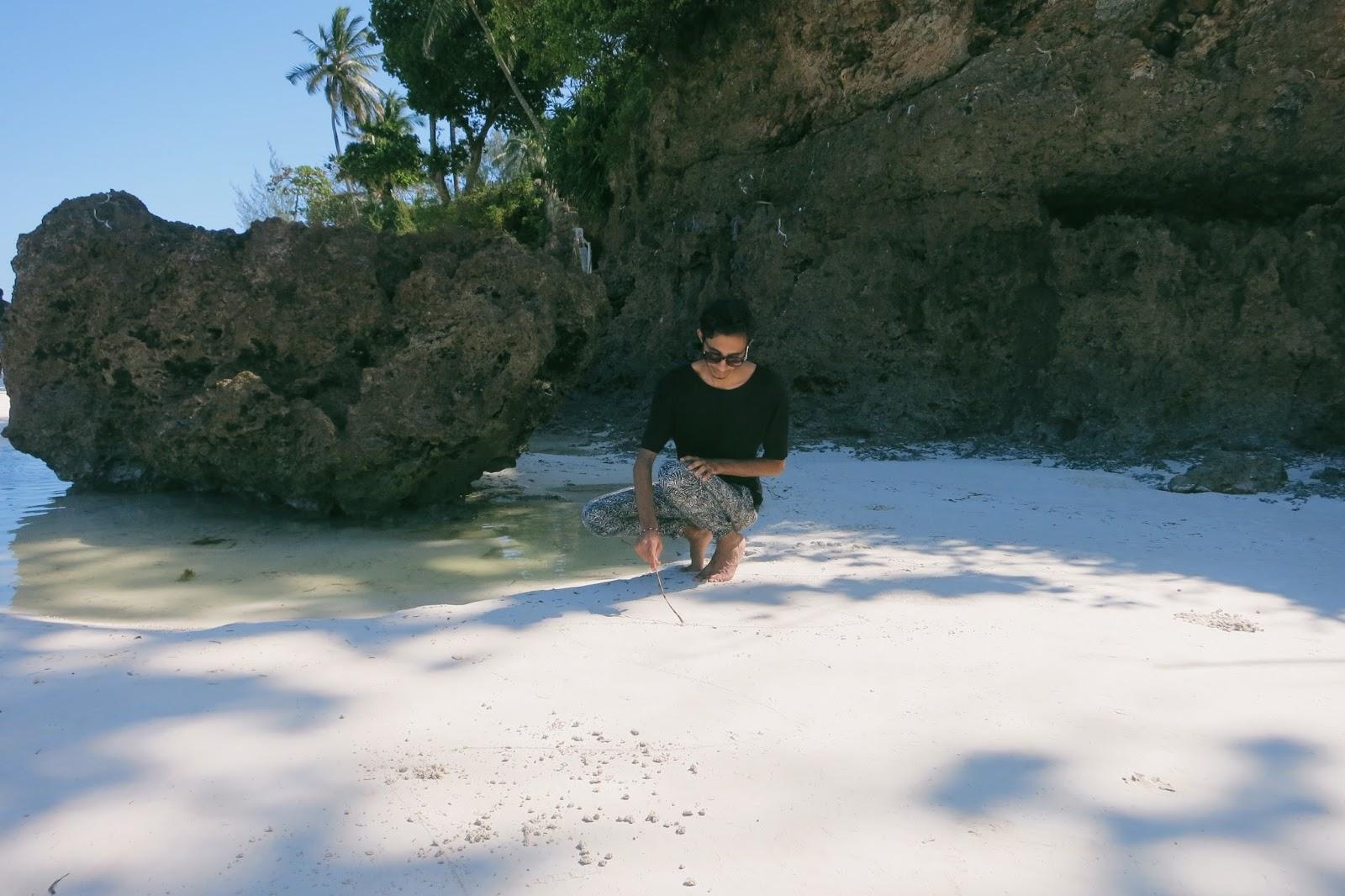 Salman Dean Diani Beach