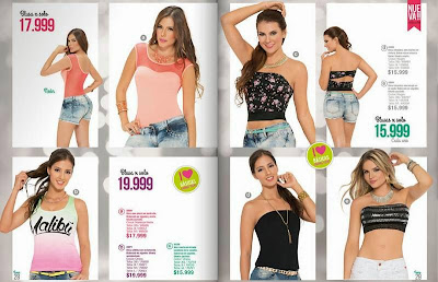 blusas de carmel teens C-17-2014