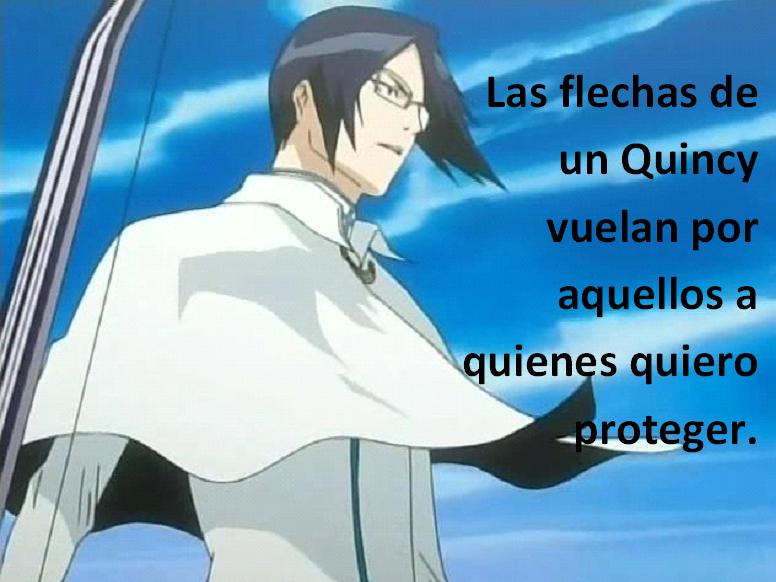 Frases con fotos del anime. Ishida