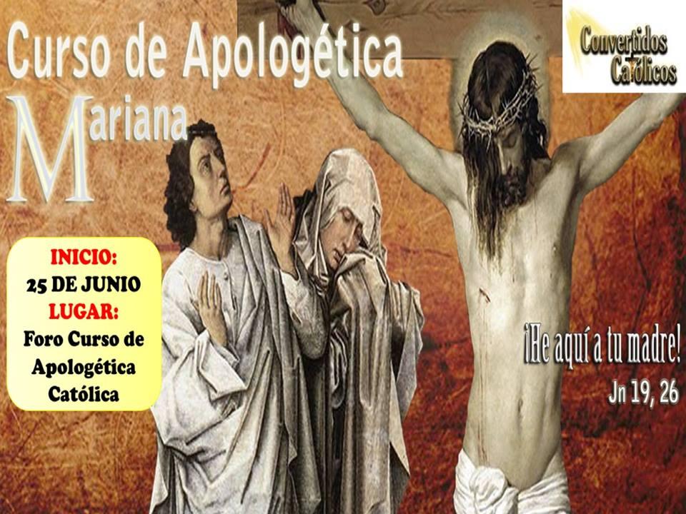 CURSO DE APOLOGÉTICA FACEBOOK