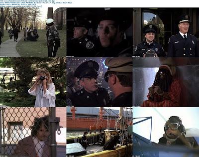 Loca Academia de Policía 7 español latino