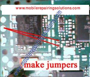 Nokia 1661 Antenna Switch jumpers, Nokia 1661 Network Problem, Nokia