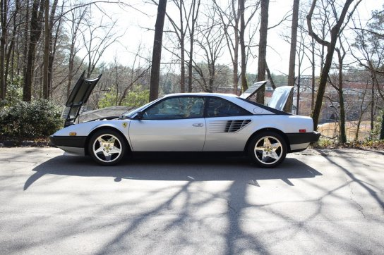 cheapest ferrari for sale 1982 ferrari mondial 8 coupe for sale. Black Bedroom Furniture Sets. Home Design Ideas