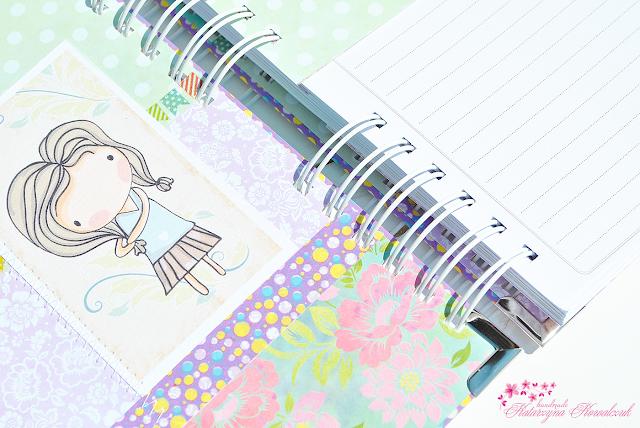 pamiętnik z koniem scrapbooking