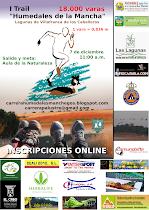 "1ª Carrera ""Humedales de la Mancha"" de Villafranca de los Caballeros"