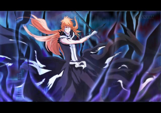Ichigo Final Getsuga Tensho Wallpaper 0012