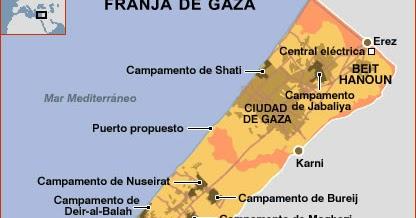 Geoperspectivas Geografia Y Educacion La Franja De Gaza El Conflicto Desde La Perspectiva Geografica
