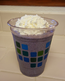 Eggface+Blueberry+Muffin+Protein+Shake Weight Loss Recipes A day in my pouch