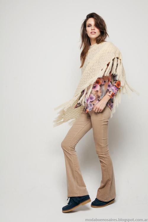 Orgullosa María invierno 2013 moda