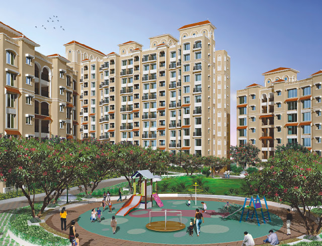 1 & 2 BHK Flats in Pune