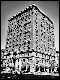 The Lucerne Hotel in New York City