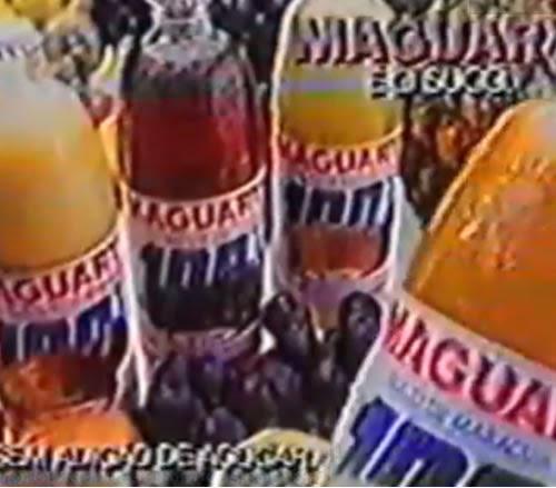 Propaganda dos Sucos Maguary no começo dos anos 90. A evolução do suco em pó em um comercial com muitas cores e ritmo.