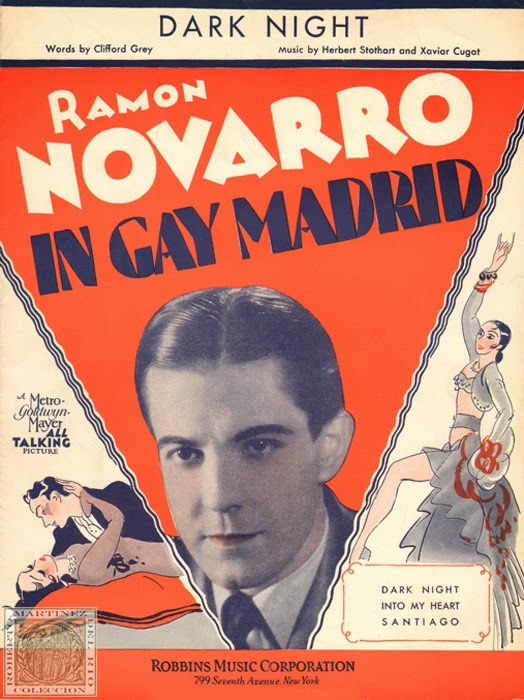 1930 , Estudiantina , In Gay Madrid Carteles