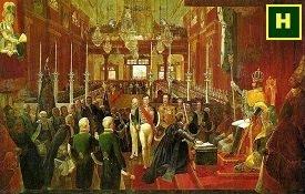 coroação de Dom Pedro