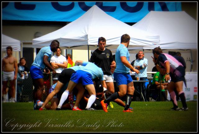tournoi 7 de coeur rugby Versailles