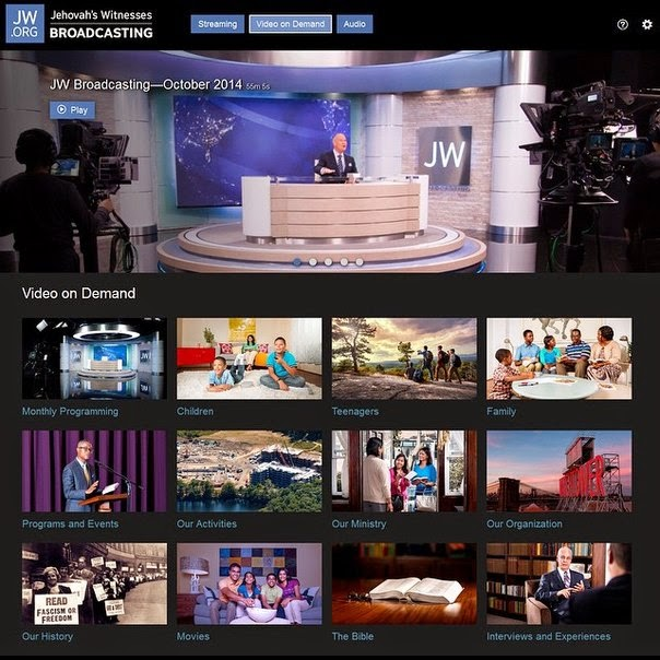 TV station jw.org