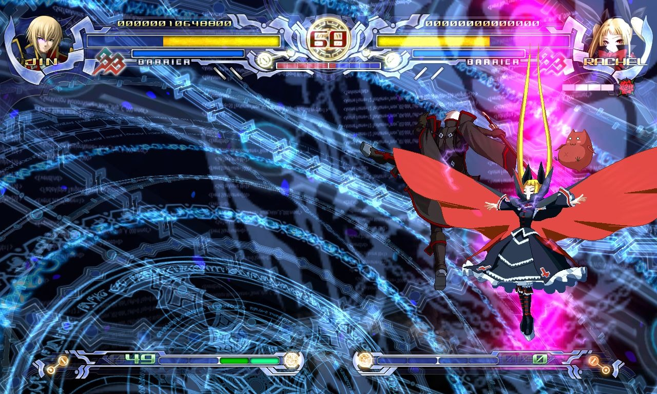 Blazblue Calamity Trigger Pc