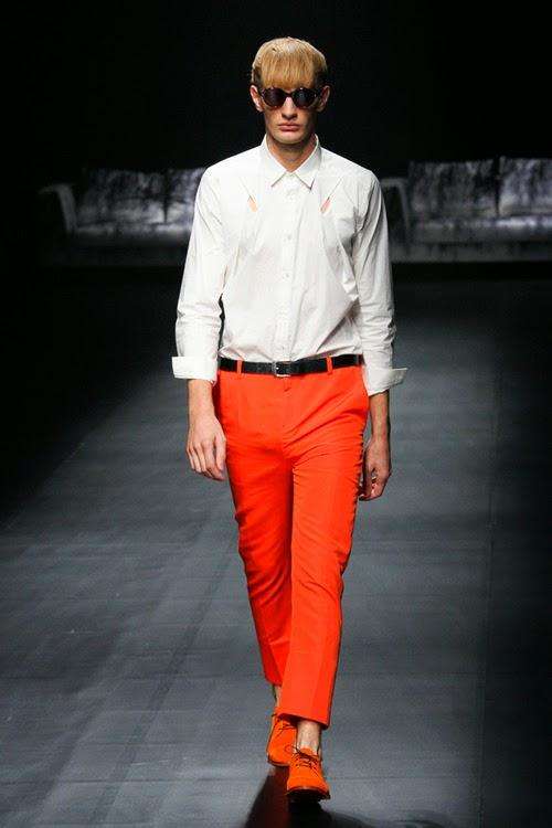 A degree fahrenheit spring summer 2014 mercedes benz for Mercedes benz clothing men