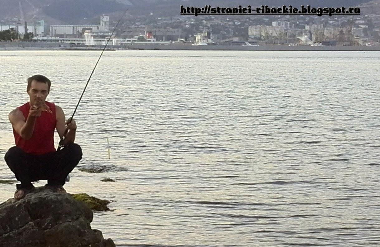 ловля морского ерша на спиннинг
