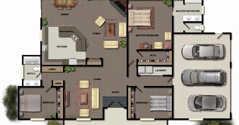 Planos De Casas Gratis Consejos Para Dise Ar Un Plano