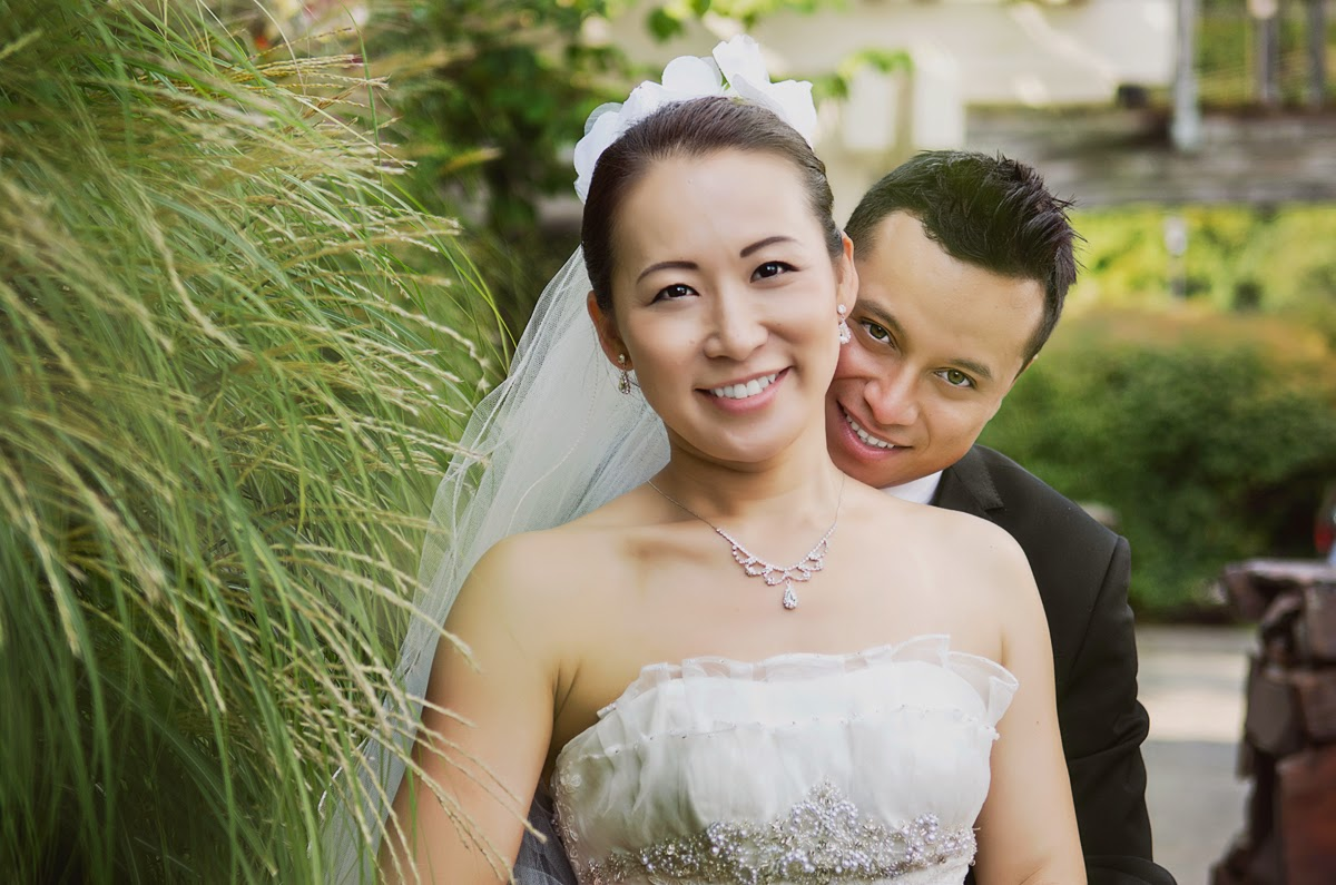 Luis and Miki wed at the Salish Lodge & Spa - Kent Buttars, Seattle Wedding Officiant