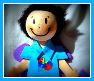 2 de abril - día de la concienciación sobre el autismo-