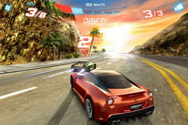 Asphalt 6: Adrenaline coming to iPhone and iPad