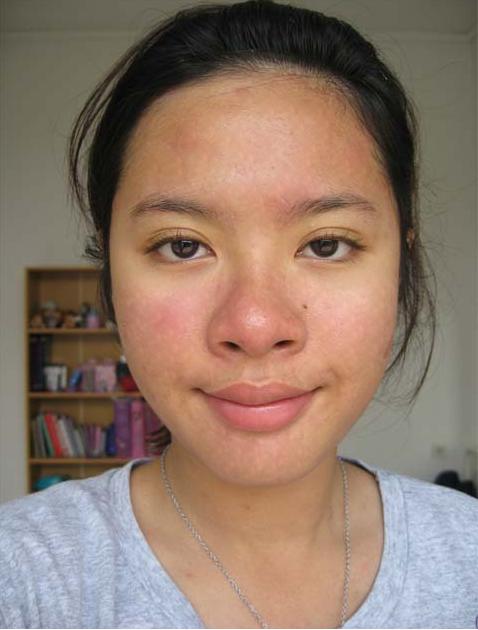 pic cara belajar how to create tutorial photoshop pemula membuat retouch wajah menghilangkan jerawat menghaluskan wajah kulit 1