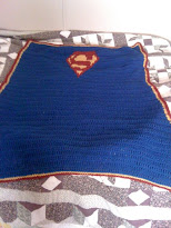 Supper man crochet