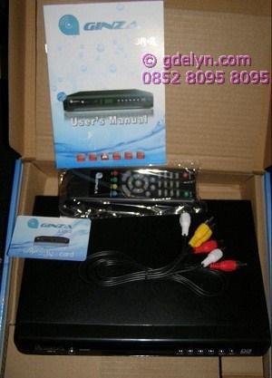 jual receiver Ginza GR2 bisskey