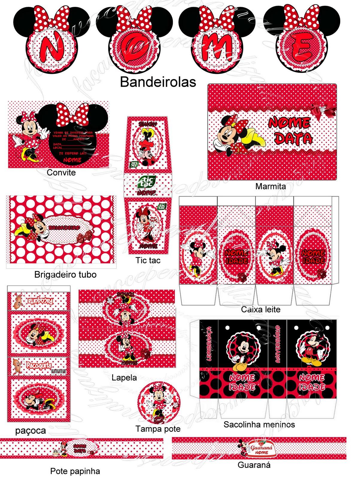 kit festa minnie vermelha kit festa minnie vermelha kit festa minnie