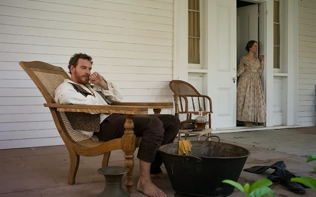 Michael Fassbender as Edwin Epps in 12 Years a Slave
