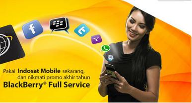 Daftar Harga Paket Blackberry Indosat Terbaru Im3, Mentari, Matrix