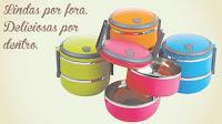 Promoção Marmitas Lunch Box Extra