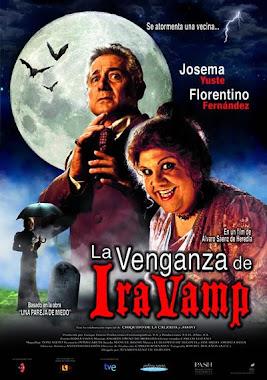 Poster La Venganza De Ira Vamp