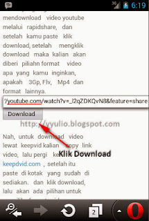 Cara Download Video di Youtube dengan HP Terbaru 2