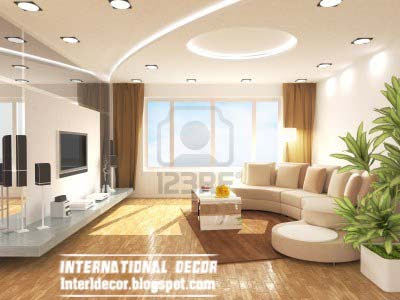 10 unique False ceiling modern designs interior living room | the ...