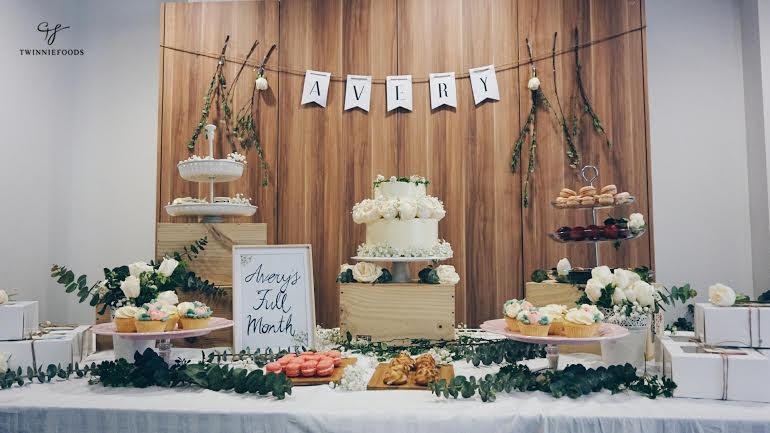 Rustic Dessert Table Ideas Twinniefoods