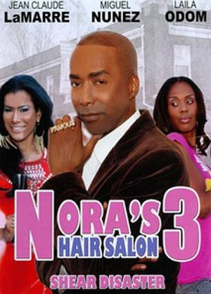 Noras Hair Salon 3 Shear Disaster (2011)