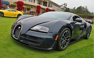 bugatti veyron, mobil tercepat didunia