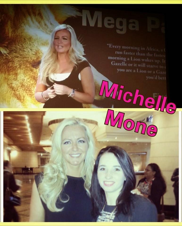 Marisa da Silva and Michelle Mone OBE