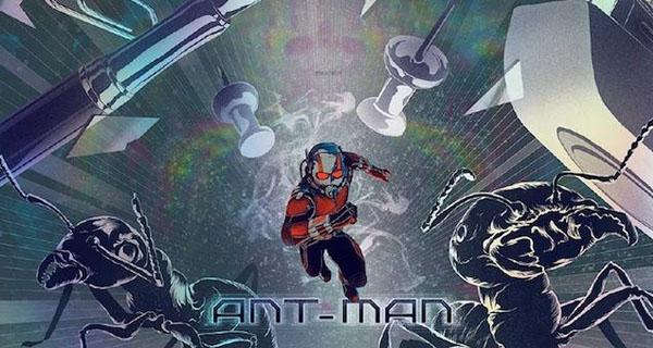 Mondo Poster de Ant-Man
