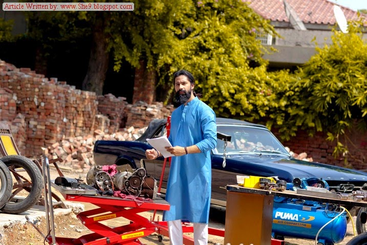 Bareeze Man - Eid Ul Azha Dress Collection 2014